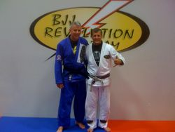 Mark Guilmette Black Belt